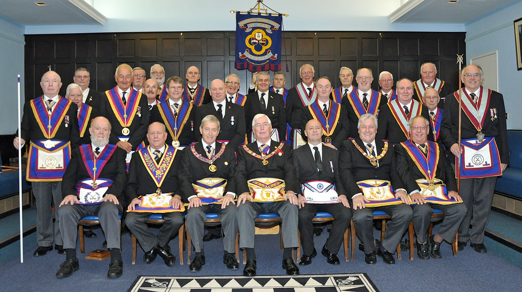 how to join the masons uk