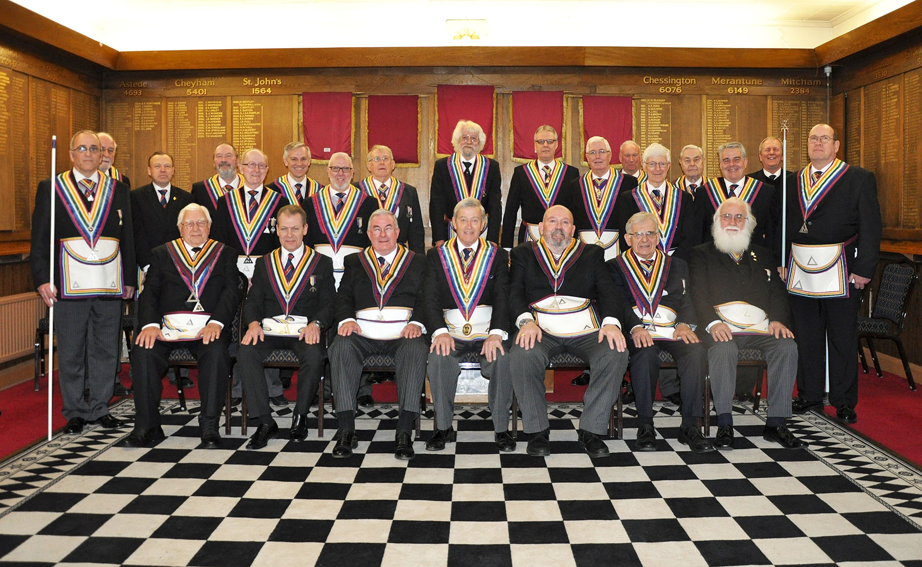 A very enjoyable day for Ditton Lodge