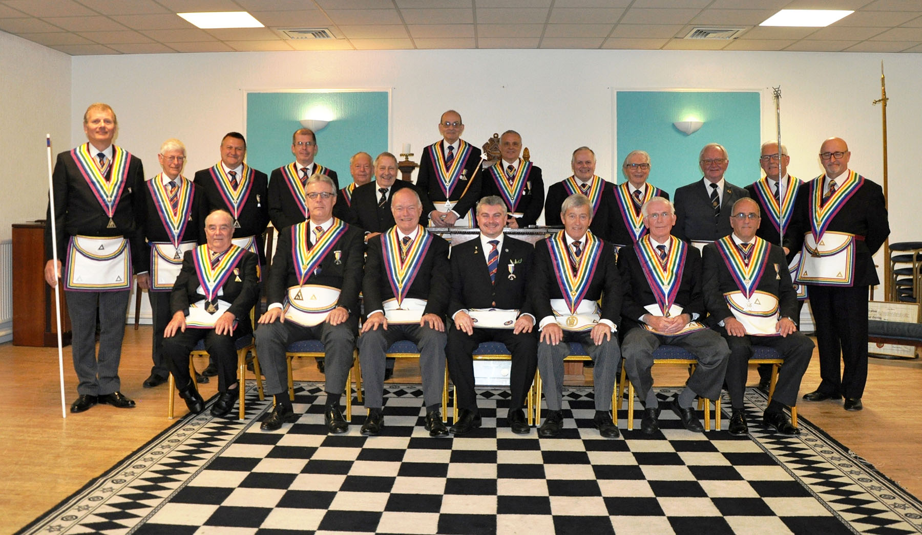 An Executive visit to Woodgrange Lodge